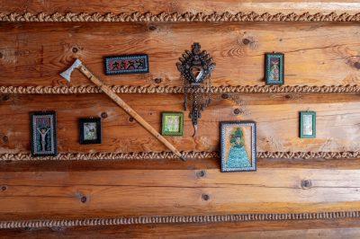 Kościelisko pokój z widokiem na Tatry