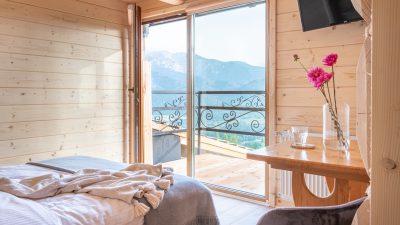 Kościelisko drewniane pokoje w góralskim klimacie