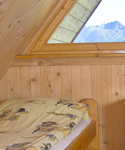 Pokój 3-osobowy w domku regionalnym